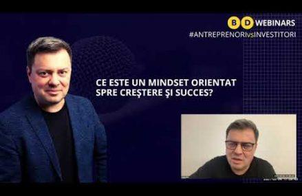 Ce este un mindset orientat spre crestere si succes?