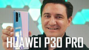 huawei p30 pro youtube buhnici