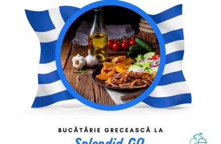 Bucatarie greceasca la Splendid GO