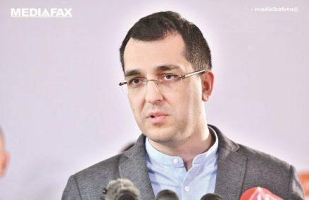 Fostul ministru al Sănătăţii, Vlad Voiculescu, despre demiterea sa: Mi-ar fi plăcut să am o discuţie cu preşedintele Iohannis