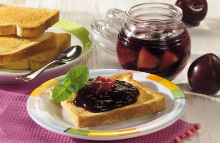 Beneficiile gemurilor si dulceturilor din fructe