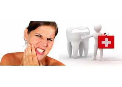 Dinte spart: ce e de facut inainte de a merge la clinica stomatologica