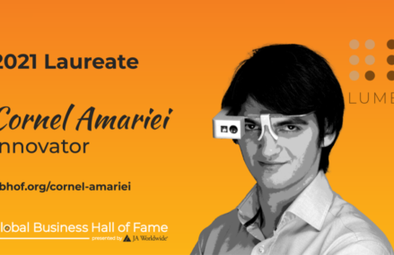 Un român laureat la Global Business Hall of Fame 2021