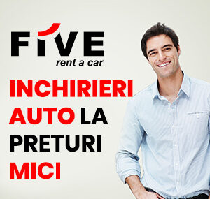 Inchirieri automobile de lux – FIVE rent a car Bucuresti