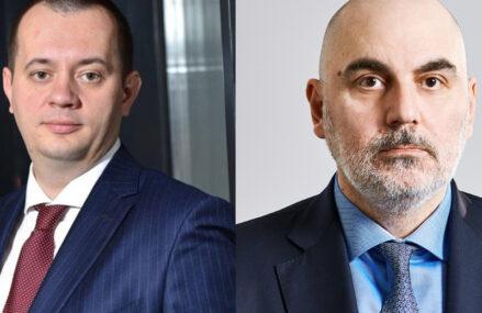 EXCLUSIV Bogdan Neacșu, CEC Bank, și Dan Sandu, Intesa SanPaolo, candidează pentru șefia ARB, în locul lui Sergiu Oprescu