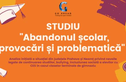 Comunicat de presă: Necesitatea introducerii dezvoltării personale și consilierii în școli