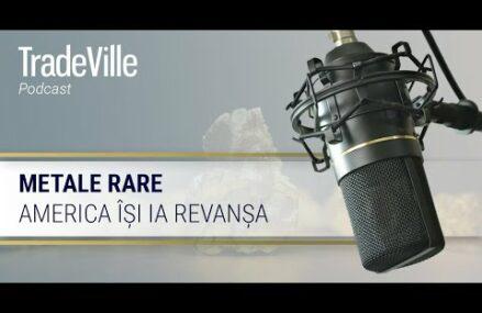 Metale rare: America isi ia revansa