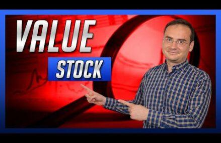 Value stocks – studiu de caz AAGES