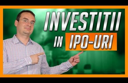 Investitii in IPO-uri