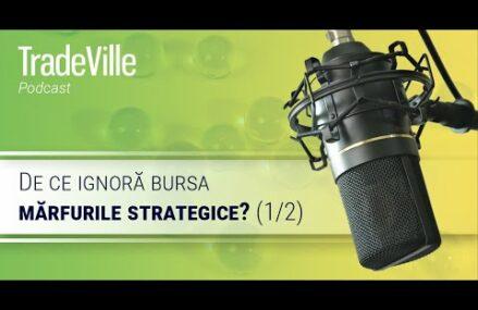 (1/2) De ce ignora bursa marfurile strategice?