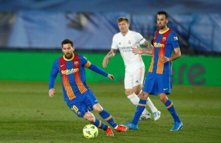 """""""El Clasico"""", pentru prima oară din 2007 fără Ronaldo şi fără Messi"""