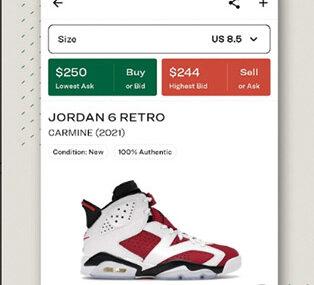 Aplicaţia zilei: tockX – Buy & Sell Sneakers, Streetwear+ More