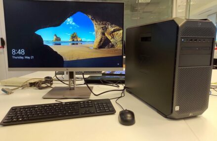 Review si Pareri – Workstation HP Z4 G4