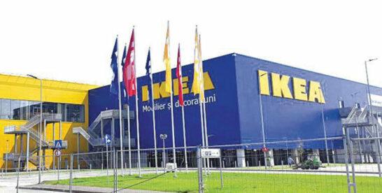 Suedezii de la Ikea: Construcţia magazinului de la Timişoara durează un an