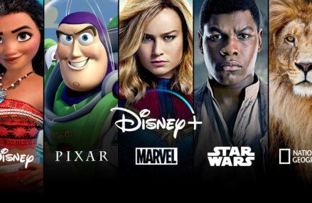 Creșterea Disney+, aproape înfrânată în America de Nord