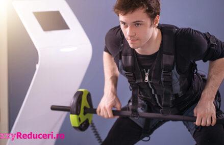 XBody – slabeste prin electrostimulare musculara