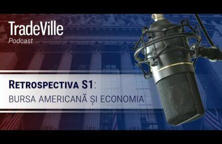 Retrospectiva primului semestru: bursa americana si economia