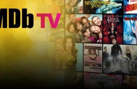 Serviciul de streaming IMDb TV își lansează aplicația