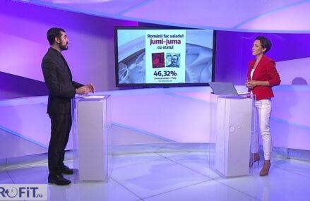 VIDEO Ora de Profit.ro la Prima TV – Ministrul Năsui propune impozit zero pe salariul minim din 2022 în HoReCa