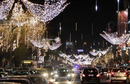 """Nicușor Dan anunță că luminițele de Crăciun vor fi """"foarte puține"""". Vrea lucruri serioase"""