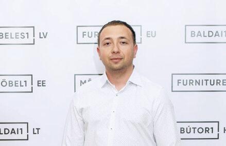ZF Logistica Businessului, un proiect ZF & Element Industrial .Andrei Caranica, Mobilier 1: Centrul logistic nu este doar un spaţiu pentru depozitare, ci şi mediul de lucru pentru angajaţi