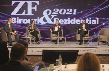 Conferinţa Birouri şi Rezidenţial 2021. Dezvoltatorii vor investi mai mult în facilităţi pentru a atrage corporatiştii în noile proiecte de birouri, industria farma a susţinut cererea de spaţii office