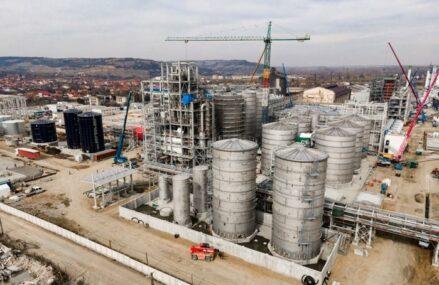 Fabrica de 140 mil. euro de la Podari a Clariant va începe producţia până la finalul anului