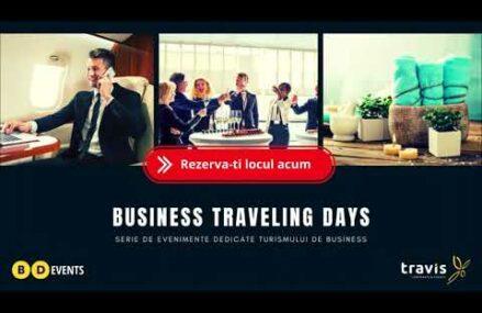 Afla mai multe despre seria de evenimente Business Traveling Days 2021