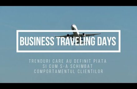 Business Traveling Days 2021 – serie de evenimente online