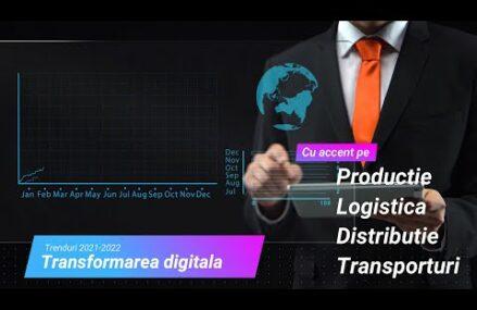 Mastering Digital Transformation – serie de 3 evenimente online