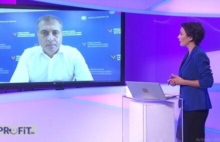 VIDEO Florin Jianu, președintele Consiliului IMM, anunță, la Ora de Profit.ro, negocierea cu Guvernul: Salariul minim să crească cu 200 de lei, dar suma să nu fie impozitată!