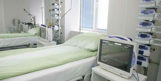 Situaţia paturilor de la ATI. CNCAV: Sunt ocupate 849 din 1.024 de paturi
