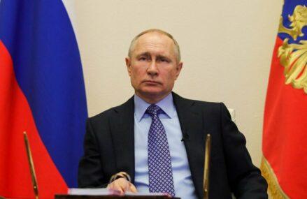Partidul Rusia Unită, care îl susţine pe Vladimir Putin, este pe primul loc în scrutinul parlamentar