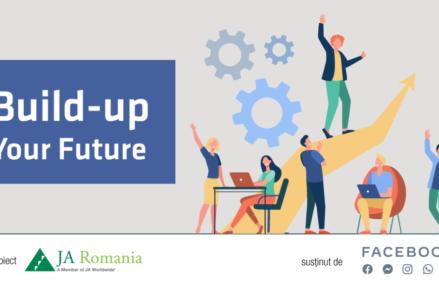 Build-up Your Future – o inițiativă educațională Junior Achievement România și Facebook, dedicată liceenilor