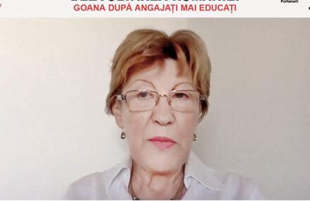 """Videoconferinţa Mediafax """"Dezvoltarea României. Goana după angajaţi mai educaţi"""". """"Primarii care nu îşi fac eficient datoria de a sprijini învăţământul trebuie sancţionaţi. Modul în care este finanţată educaţia se schimbă"""""""