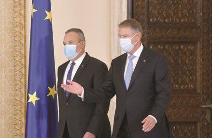 Premierul desemnat, Nicolae Ciucă, lucrează cu PNL şi UDMR la programul de guvernare