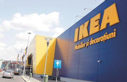 Ikea a sărit de 1 miliard de lei afaceri cu cele două magazine din România: Vânzările au crescut cu 17%. Suedezii lucrează în prezent la cel de-al treilea magazin din România, care va fi amplasat lângă Timişoara