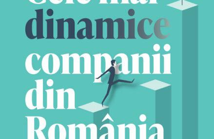 Urmează anuarul ZF Cele mai dinamice companii din România – prima ediţie. Ziarul Financiar vă propune un nou proiect editorial – Cele mai dinamice companii din România – un produs care îi aduce în prim-plan pe învingătorii crizei generate de pandemia de COVID-19