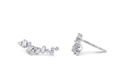Cauti cercei cu diamant solitaire? Afla mai multe despre tendintele din acest sezon